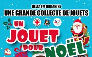 Delta FM organise une grande collecte de jouets