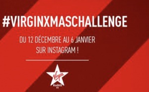 "Virgin Radio lance le ""Virgin Christmas Challenge"""