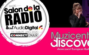 Dix showcases au Salon de la Radio