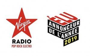 """Virgin Radio élue """"Annonceur Médias de l'année"""""""