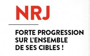 Belgique : NRJ en progression sur l'ensemble de ses cibles
