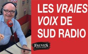 """Sud Radio : Philippe David publie """"Mes mots du jour"""""""