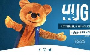 """Activ Radio offre des """"câlins gratuits"""" à ses auditeurs"""
