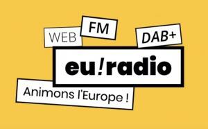 Euradio dévoile sa nouvelle identité visuelle