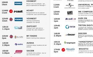 Inscrivez-vous aux marsterclass du Salon de la Radio