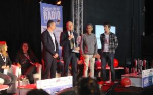 Le Grand Prix Radio de la webradio remis à Skyrock PLM