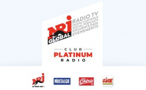 NRJ Global lance le Club Platinium Radio