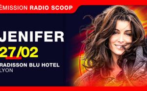 Radio Scoop reçoit Jenifer pour une émission spéciale