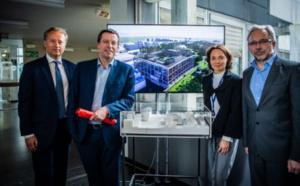 La BEI accorde un financement à Media Square