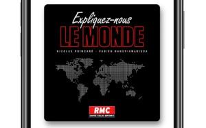 RMC : : un nouveau podcast natif