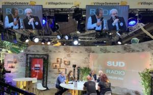 Sud Radio au Salon de l'agriculture