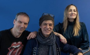 Jean-Louis Aubert sera l'invité de Marie-Pierre Schembri et Pat Angeli dans le 16/20 de RFM, ce mercredi 26 février