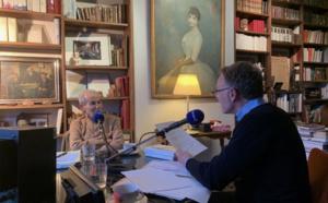 """""""Hondelatte raconte"""" reçoit Robert Badinter"""