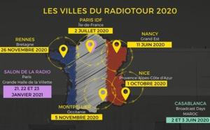 RadioTour : l'étape de Rennes reportée au 26 novembre