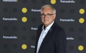 """Vincent Giret (franceinfo) : """"Paris, Le Grand Débat : une première pour le Service Public uni"""""""