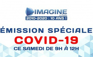 Covid-19 : Imagine La Radio ouvre son antenne aux haut-alpins