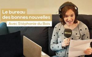 """Covid-19 : Nostalgie Belgique ouvre """"Le Bureau des bonnes nouvelles"""""""