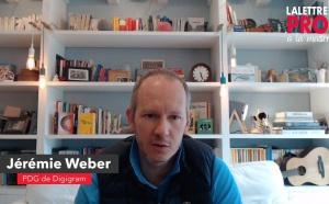 """Covid-19 : Jérémie Weber (Digigram) : """"On a avancé la sortie d'une solution pour répondre aux besoins des radios"""""""