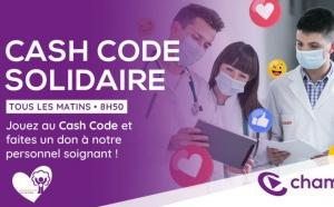 Covid-19 : Champagne FM soutient financièrement les soignants