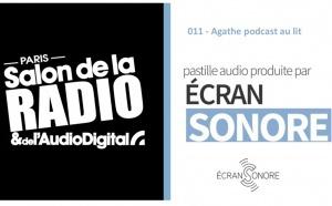 Les Français et la radio : Agathe Podcast au lit