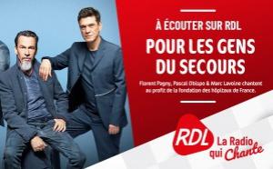"""Covid-19 : RDL s'engage en diffusant """"Pour les gens du secours"""""""