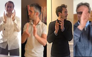 "Covid-19 : ce soir, Radio France diffuse un ""Clapping Music"""