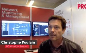 """Christophe Poulain (WorldCast Systems) : """"Nous avons adapté nos offres à la situation"""""""