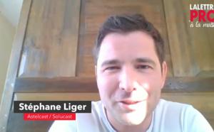 Stéphane Liger (Astelcast / Solucast) dévoile une nouvelle solution de téléphonie pour les radios