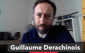 """Guillaume Derachinois (Moustic Studio) : """"Il faut saisir cette opportunité pour lancer de nouveaux projets"""""""
