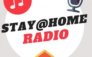 Covid-19 : Stay@HomeRadio, une radio par et pour les confinés