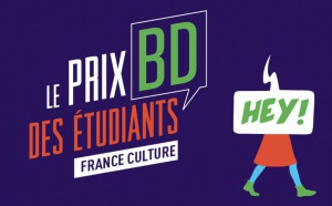 France Culture lance son 1er Prix BD des étudiants