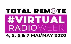 Découvrez la Virtual Radio Week en 3 minutes chrono