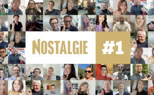 Nostalgie, la radio leader aux audiences records