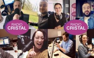 """Covid-19 : Radio Cristal annule son """"Cristal Live"""""""