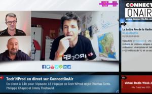 TechN'Prod s'intéresse aux coulisses du broadcast/TV