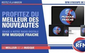 RFM lance une nouvelle radio digitale