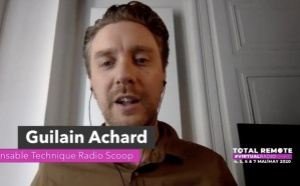 "Guilain Achard (Radio Scoop) : ""On a régionalisé nos programmes"""