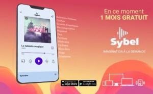 Sybel part en campagne sur M6
