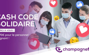 Champagne FM verse 5 670 euros aux soignants