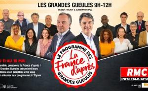 """RMC : les Grandes Gueules réfléchissent à """"La France d'après"""""""