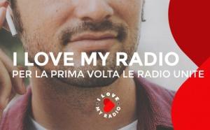 "Italie : les radios lancent l'opération ""I love my radio"""