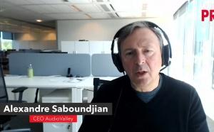 """Alexandre Saboundjian : """"L'audio digital devrait être en croissance en 2020"""""""