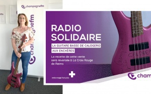 Covid-19 : Champagne FM solidaire avec les bénévoles de la Croix Rouge