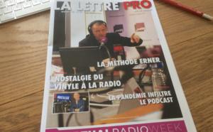 Abonnez-vous à La Lettre Pro de la Radio !