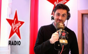 Camille Combal quitte Virgin Radio