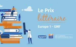 Europe 1 et GMF lancent leur prix Littéraire
