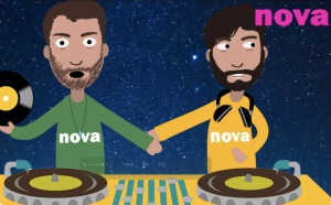 "Radio Nova crée ""Boum Boum"" : un dancefloor sonore et visuel"