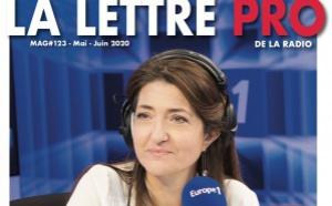 Téléchargez le 123e numéro de La Lettre Pro de la Radio