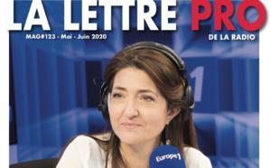 Voici votre magazine en Flipbook n°123 de la Lettre Pro de la Radio