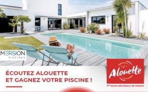 Alouette : une piscine de 34 000 euros à gagner !
